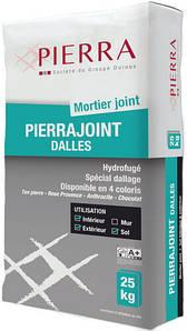 Pierra Joint 25 кг затирка для швів для бортового і терасного каменю
