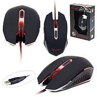 IT/mouse Gembird MUSG-001-R красная