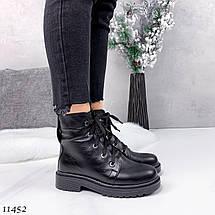 Мягкие кожаные ботинки 11452 (ЯМ), фото 3