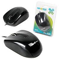 IT/mouse Maxxter Mc-325 1200 dpi, черная