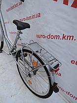 Городской велосипед AluSityStar 28 колеса 7 скоростей на планетарке, фото 3
