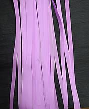 Фольгована шторка лавандовий 1,2*2 метри