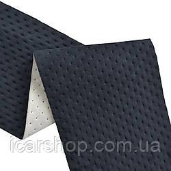 Ткань 295 (1,45м) Темно - серый / На поролоне 4мм