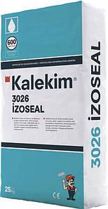 Kalekim Izoseal 3026 25 кг проникаюча гідроізоляція кристалічна