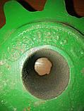 AX10266, CQ49319 John Deere Зірочка храпового механізму LH, Z = 6-10, фото 2