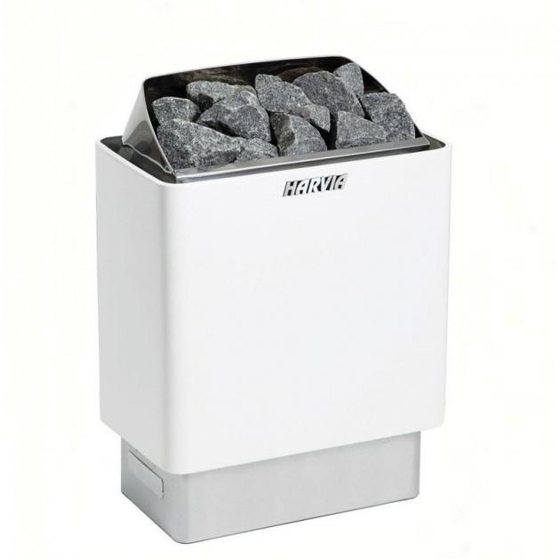 Электрическая каменка Harvia Trendi KIP80E 8 кВт вес камней 25 кг парная 12 м.куб