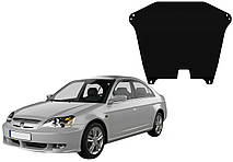 Защита двигателя Honda Civic VII 2000-2005