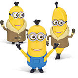 Миньон Арктический Кевин - Банан Minions Deluxe Action Figure, фото 2
