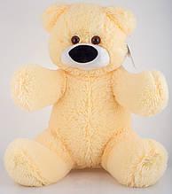Мягкая игрушка мишка Алина Бублик 70 см персиковый