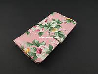 Чехол книжка для Samsung Galaxy Grand Prime G530 G531 цветочки