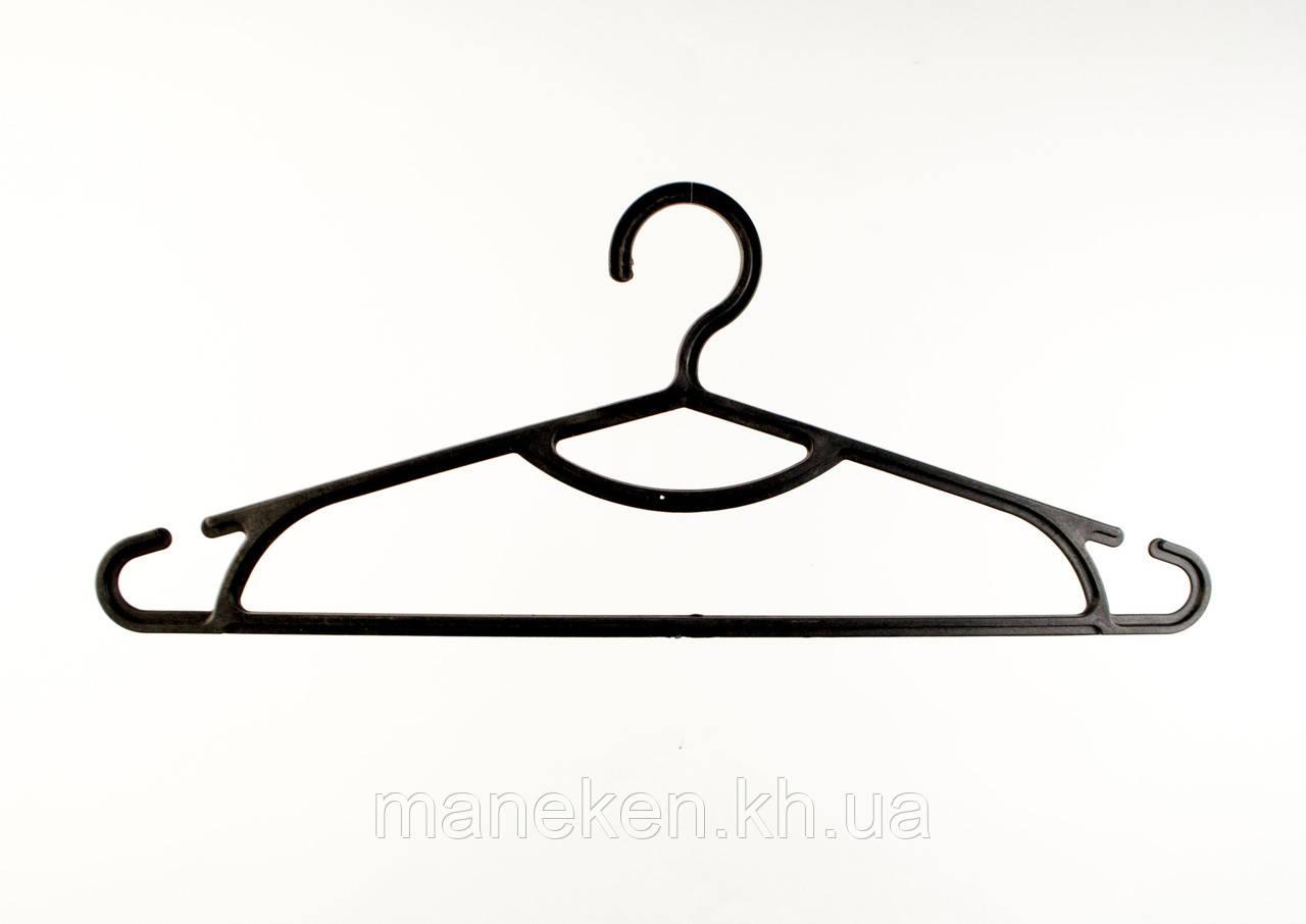 """Вешалка для одежды TREMVERY """"41-й"""" черная F"""