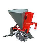 Картофелесажалка Ярило (цепная, 30 л, с бункером для удобрения и с транспорт. колесами), фото 1