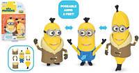 Миньон Арктический Кевин - Банан Minions Deluxe Action Figure, фото 1