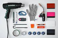 Инструменты для работы с пленкой