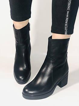 Erisses, Зимние ботинки на натуральном меху из натуральной кожи. Р . 35,40