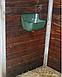 Кормушка для лошадей и коров 12.5 л. со спускной пробкой, OK Plast, фото 4