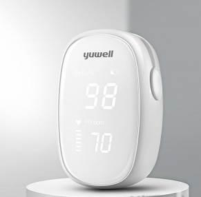 Пульсоксиметр Xiaomi Yuwell (YX102) Белый
