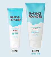 Пенка для умывания очищающая поры Etude House Baking Powder Pore Cleansing Foam 160 мл (8809587394517), фото 3