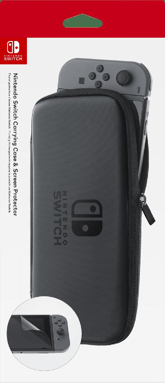 Чохол і захисна плівка Nintendo Switch