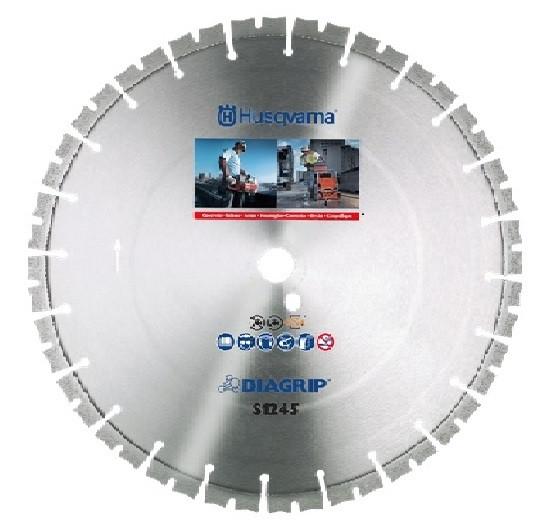 Диск алмазный Husqvarna S1245 400 25,4