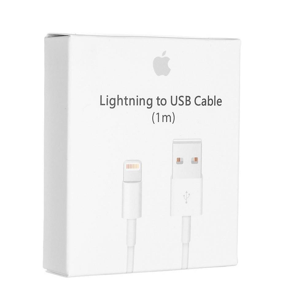 Apple Original Lightning USB Cable (1m) — (Copy) — White