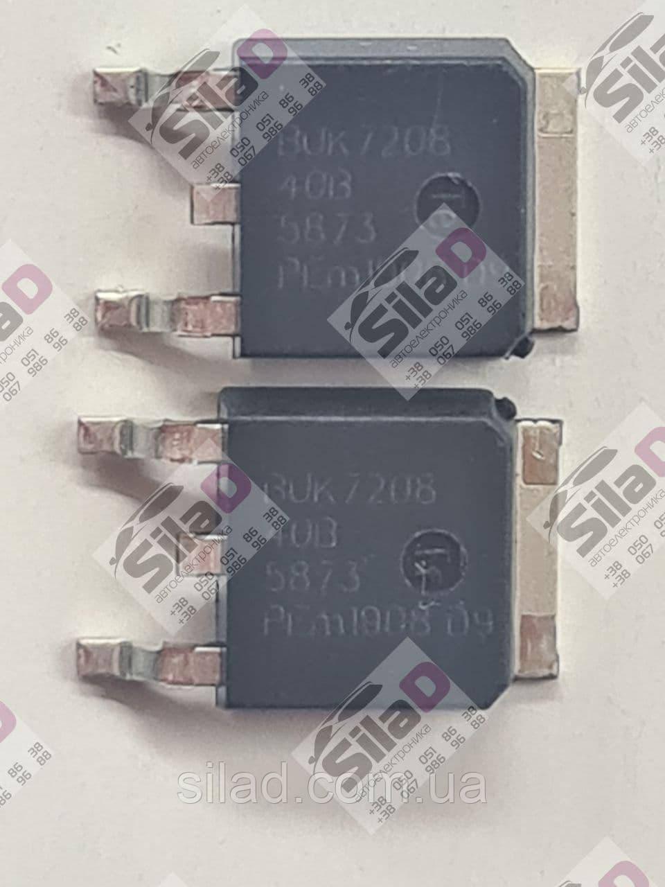 Транзистор BUK7208-40B Nexperia корпус DPAK