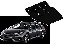 Защита двигателя Honda Civic X 2015-2021