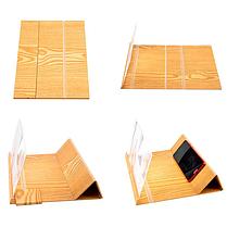 3D Увеличитель экрана смартфона | Подставка для увеличения изображения для телефона | Enlarge screen magnifier, фото 3