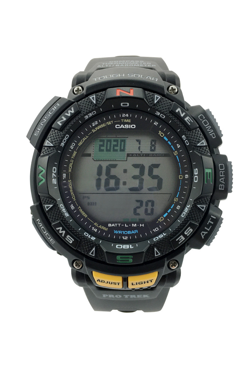 Часы CASIO PRG-240-1ER