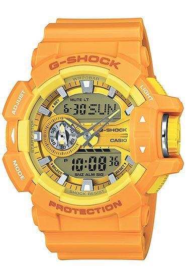 Часы CASIO GA-400A-9AER