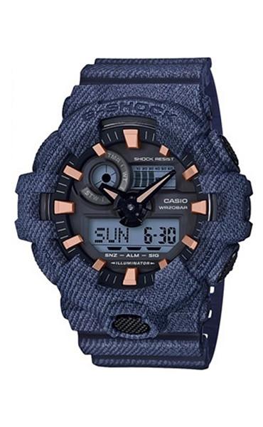 Часы CASIO GA-700DE-2AER