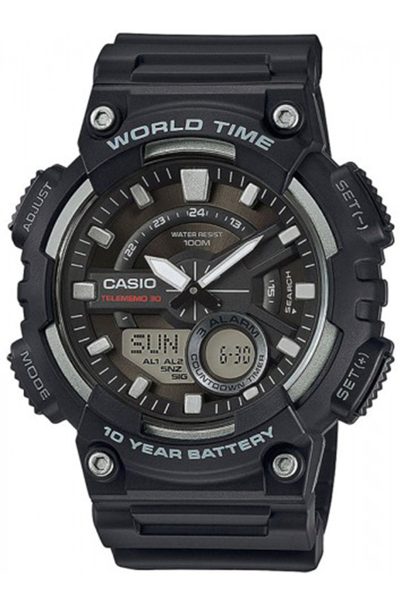 Годинник CASIO AEQ-110W-1AVEF