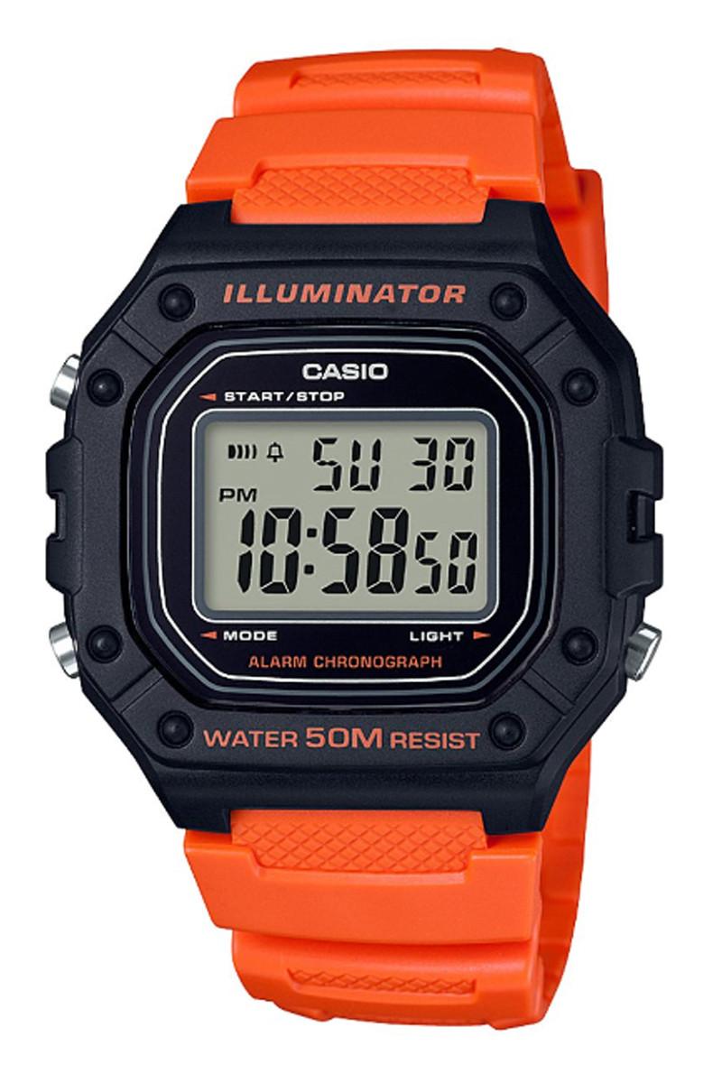 Часы CASIO W-218H-4B2VEF