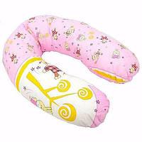 Подушка для беременных +наволочка
