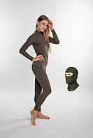 Термобелье из флиса для женщин Rough Radical Hunter , Тактическое женское термобелье