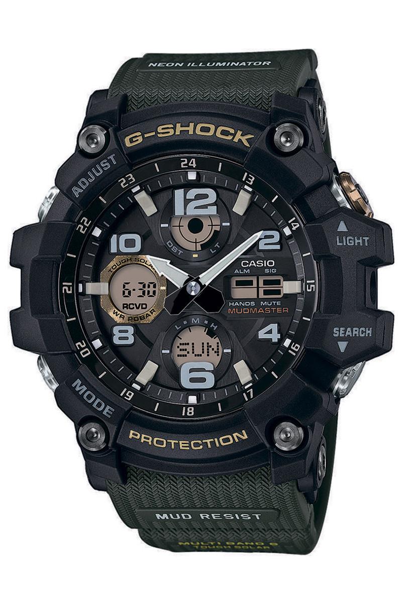 Часы CASIO GWG-100-1A3ER