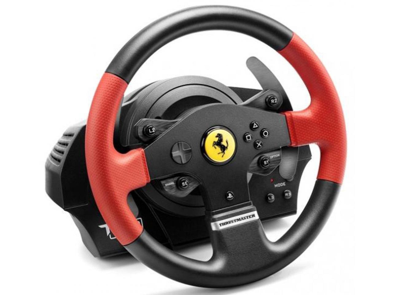 Руль Thrustmaster T150 Ferrari Wheel Force Feedback