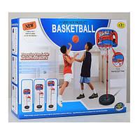 Баскетбольное кольцо на стойке MR 0148