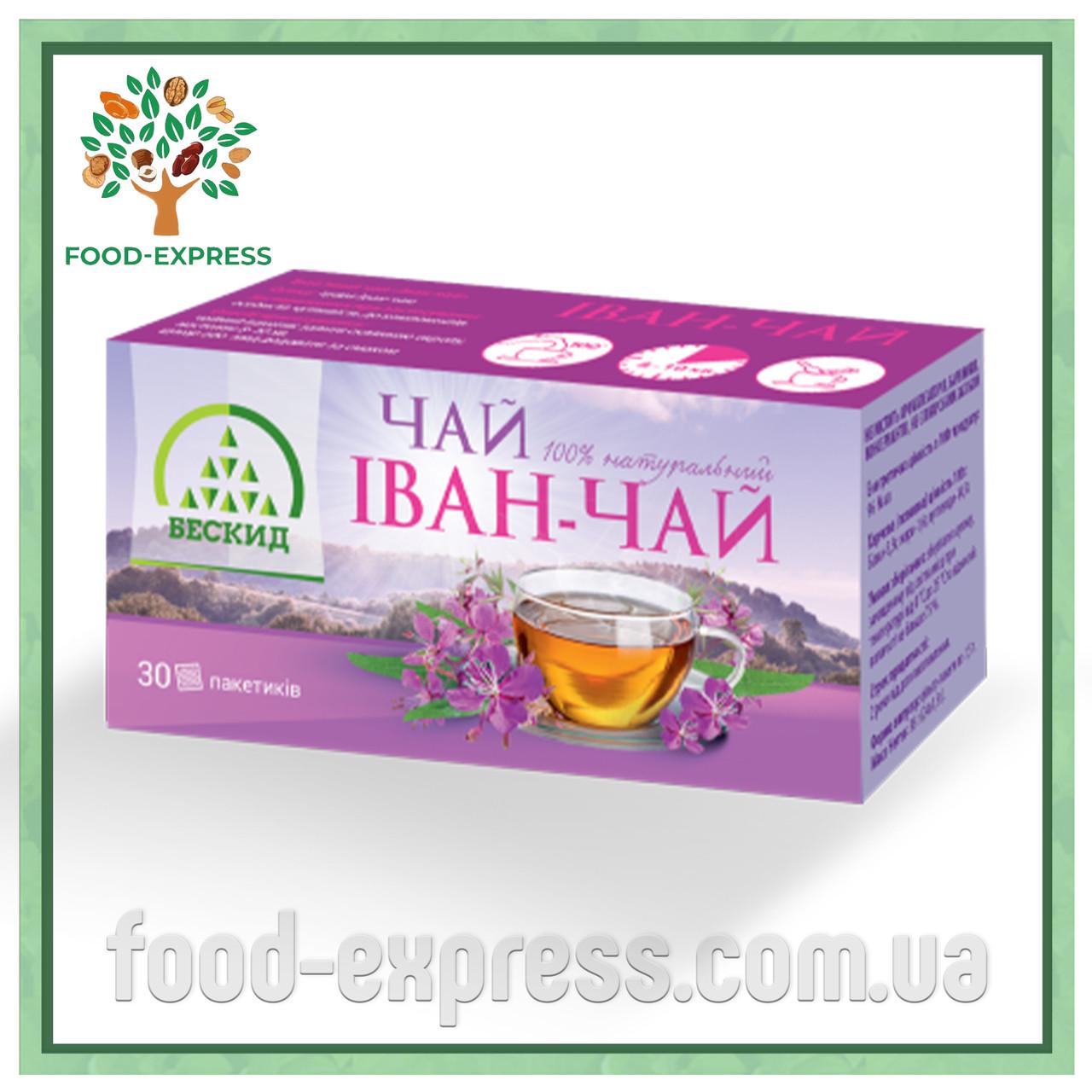 Чай трав`яний «Іван-чай» 30г