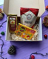 Новогодний подарочный набор My Coffee Box Basic
