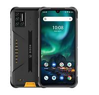 """Защищенный противоударный неубиваемый смартфон Umidigi Bison - IP68, 5.9"""" IPS, Helio P60, 6/128 GB, 5000 mAh"""