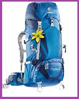 Походный Рюкзак Deuter ACTLite со скидкой, Рюкзак туристический универсальный для походов, Рюкзаки для туризма