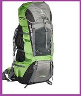 Рюкзак Aircontact 110+10, Рюкзак туристический универсальный, Спортивный рюкзак