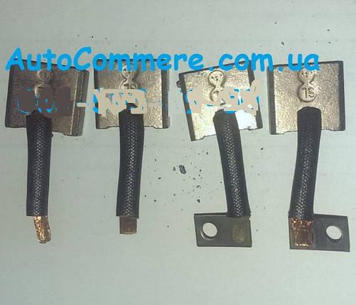 Щетки стартера угольные Dong Feng 1032,Донг Фенг 1044,Богдан DF20, DF25, DF30 24V, фото 2