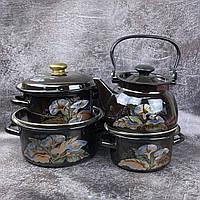 Набір посуду Кмк 4563-8 8 предметів, фото 1