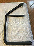 Облицовка стекла задней R двери Мерседес W166 A1667370280, фото 2