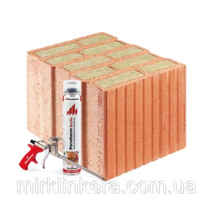 Керамічний блок Porotherm 44 (250x440x238), фото 2