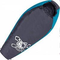 Спальник Hannah Sensor Kid X2, Легкий детский спальный мешок, Спальник туристический