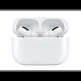Беспроводные Bluetooth наушники AirPro в зарядном кейсе, белые, фото 2