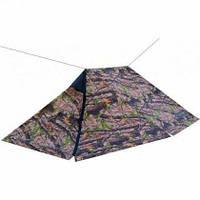 Палатка двухместная(однослойная), Палатки-тенты туристические(для отдыха), Палатка кемпинговая (для рыбалки)